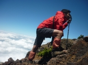 Batuan Vulkanis, Puncak Gunung Slamet