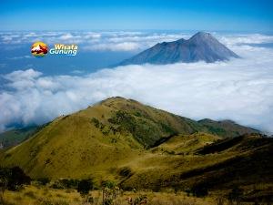 Gunung Merbabu & Merapi