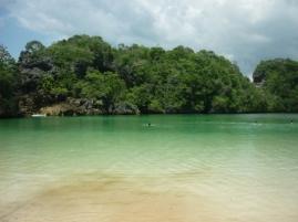 Pantai Segera Anakan - Pulau Sempu