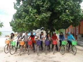 Calon Apoteker di Pulau Tidung