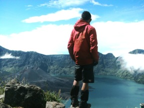 Keindahan Gunung Rinjani