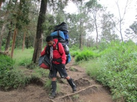 Turun Gunung 3 Keril