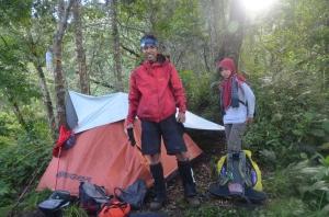 Camping Sebelum Camp 5
