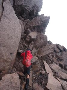 Climbing Puncak Tusuk Gigi